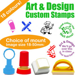 By Subject Custom Stamps