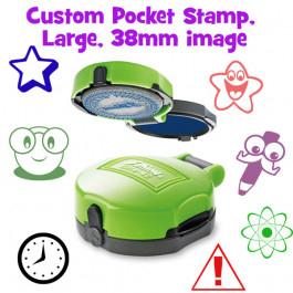 Custom Pocket Stamps