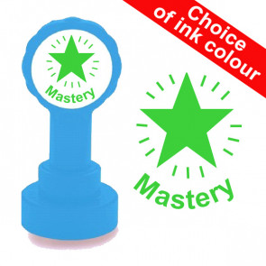 Teacher Stamp | Mastery School Stamp. Mastery Level Assessment