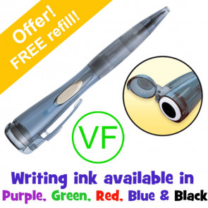 VF (Verbal feedback) Xstamper Clix Stamp Pen