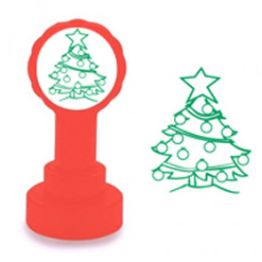 Christmas Self Inking Stamps